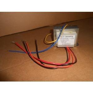 HARTLAND CONTROLS HCT-02E0AA03 40 VA TRANSFORMER LEADS 240V PRIMARY//24V SEC