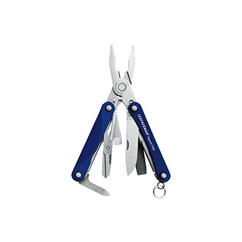 Leatherman - Squirt PS4 Multitool, Blue