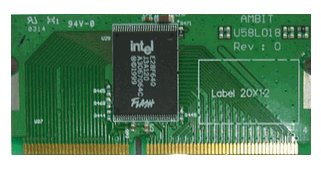 8MB Cisco 830 Series 3rd Party Flash Memory (p/n MEM830-8F)