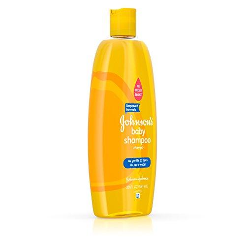 Johnson's Baby Tear Free Shampoo, 20 Fl. Oz. - Import It All