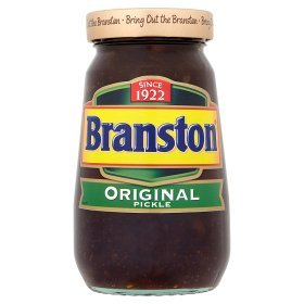 Original Branston Original Sweet Pickle Imported From The UK England The Best Of British Pickle Branston Original Sweet Pickle