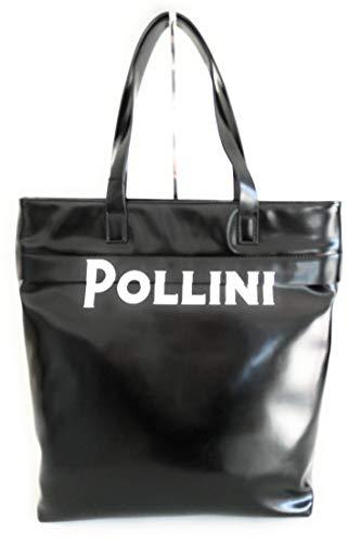 Borsa Abrasivato E 2019 Bag Pu Pollini Nero P A Sc4517pp07sa0000 Spalla v5Iw4wqU