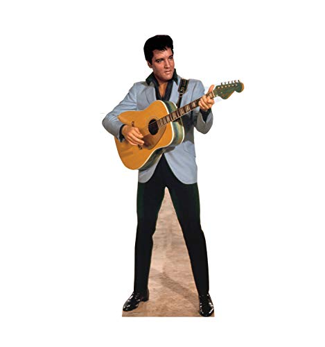 (Advanced Graphics Elvis Presley Life Size Cardboard Cutout)