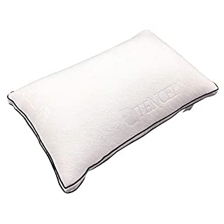 Pillows for Sleeping, Luxury Down Alternative, Adjustable Soft Relief for Neck Pain Good for Side and Back Sleeper-Standard