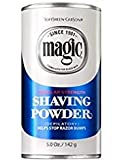 Magic Shaving Powder Blue Regular Strength 5 oz (Pack of 12)