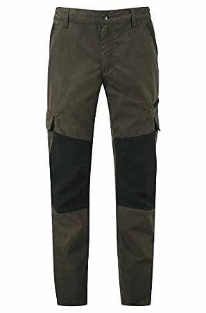 Shooterking Cordura Hose 2-farbig Jagdhose mit Cordura Besätzen