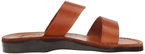 Jerusalem Sandals Women's Aviv Rubber Slide Honey CvxSmj48