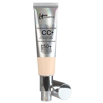 Your Skin But Better CC Cream with SPF 50+, Light 1.08 fl oz by It Cosmetics