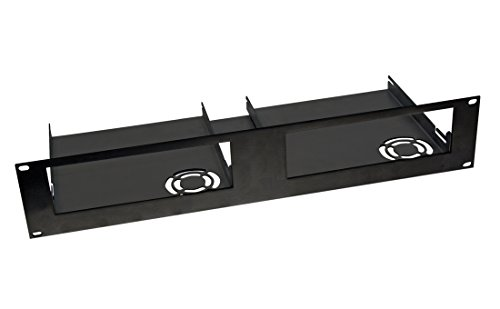 Samlex Rackmount Assembly for Desktop Power Supplies Single Tray (Power Supplies sold separately) by Samlex (Image #1)