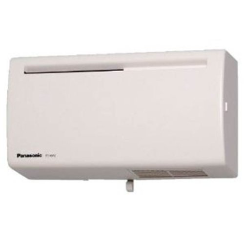 Panasonic (パナソニック) Q-hiファン (12畳用壁掛薄型) FY-12A2-W B00BAP3452