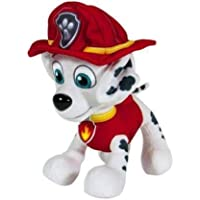 Imported Paw Patrol Cartoon Character,Valentine Gift Action Figure Soft Stuffed Toy for Girl Boys Kids. (RED)