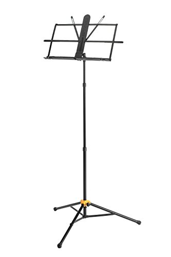 Hercules BS118BB 3-Section Music Stand with Bag from Hercules