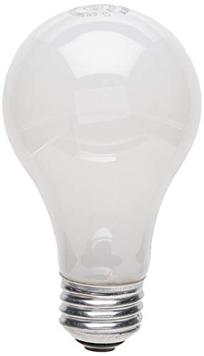 GE 41030-12 75-Watt A19, Basic, 12-Pack... (Bulbs Four 75w Incandescent)
