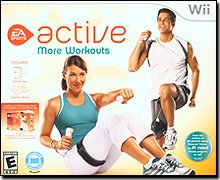 Electronic Arts EA Sports Active: More Workouts (Nintendo Wii) Sports for Nintendo Wii