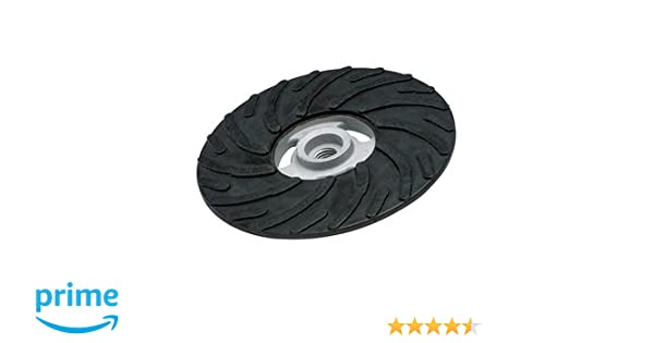 Spiralcool R425 Backing Pad 11,000 rpm Medium 4 1//2 x 5//8-11