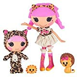 Lalaloopsy Sisters Dolls - Kat Jungle Roar and Whiskers Lion's Roar