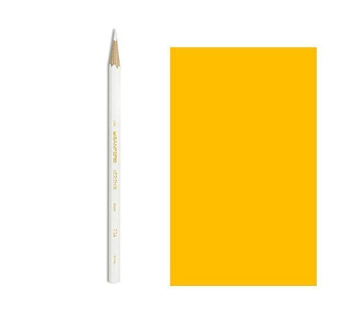 Prismacolor Verithin (2433) Colored Pencil, Spanish Naranja (2433) Verithin by Sanford 1c92c1