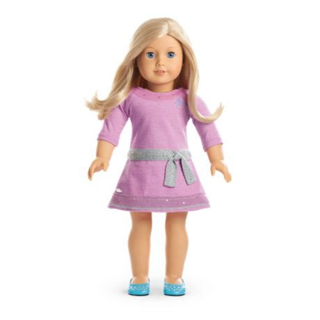 American Girl - Truly Me™ Doll: Light Skin, Light Blond Hair, Blue Eyes DN22 by American Girl
