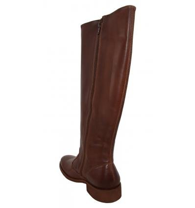 Boots für Damen KICKERS 320122-50 LONDON HIGH MARRON