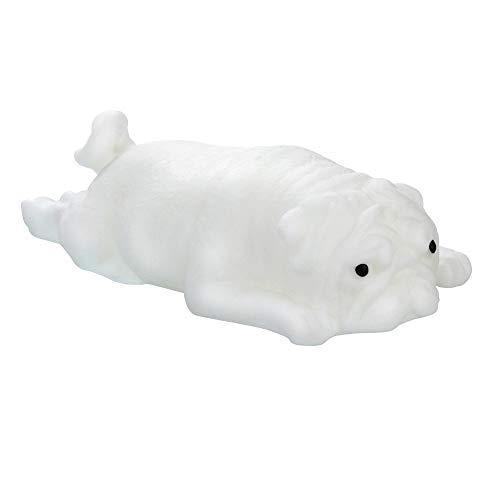 (Squishyies Mochi Pug Puppy Squeeze Healing Fun Kawaii Stress Reliever Toys Gifts)