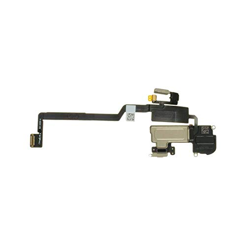 Flex Cable (Ear Speaker with Proximity Sensor) for Apple iPhone X with Glue Card