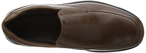 On Inglewood ECCO Loafer Men's Brown Slip Cocoa anxwHzxS