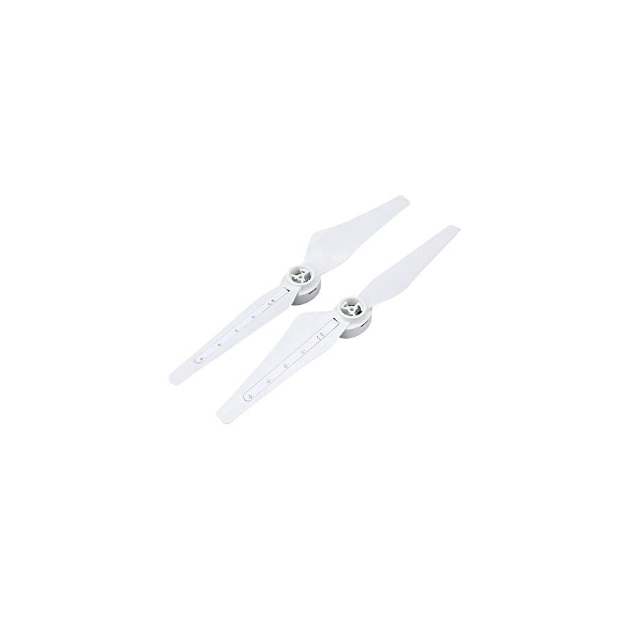 1 Pair Nylon LED Light Propellers Blades CW CCW Accessory for DJI Phantom 4 3