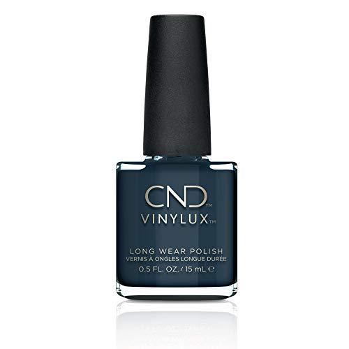 CND Vinylux Weekly Nail Polish, Indigo Frock, 0.5 OZ (15 mL) ()