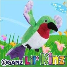 Amazon Webkinz Hummingbird with Webkinz Magnetic
