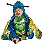 Rubie's Costume Baby Deluxe Dragonfly Costume, Multicolor, 6-12 Months
