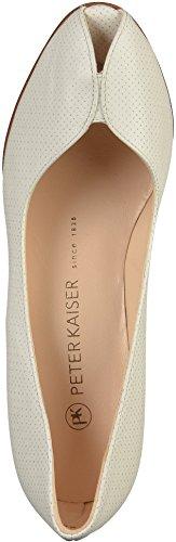 Femmes Peter Kaiser Pompes Blanc Pompes 96103 Les Peter z6YF7n7