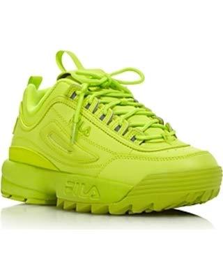 Archeologico Inganno tavola  Buy Adibon FILA Disruptor 2 Men's Neon Leather and Synthetic Sneakers (6)  at Amazon.in
