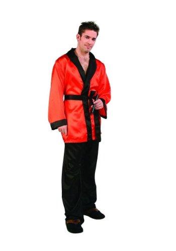 Playboy Robe (RG Costumes Smoker's Long Jacket, Plus Size)