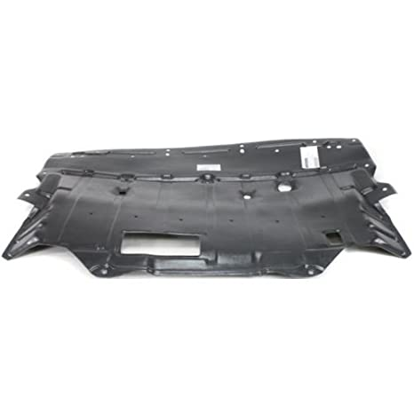 Make Auto Parts Manufacturing - G35 03-07 ENGINE SPLASH SHIELD, Under Cover, Front, Lower - IN1228114