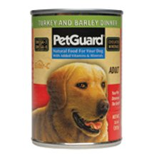 Pet Guard Turkey and Barley Food for Dogs, 14-Ounce Cans (Pack of 12), My Pet Supplies