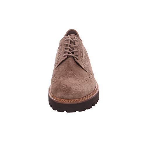 Lace Taupe Suede 464 91 Sweep Chunky Up Gabor 4qwAZPW