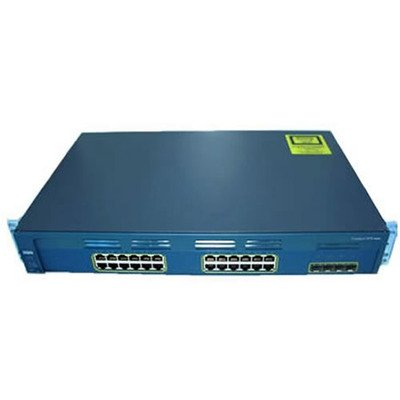 Cisco WS-C2970G-24TS-E Catalyst 2970G-24TS 24-Port Ethernet Switch