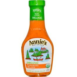 Annie's Naturals, Organic Thousand Island Dressing, 8 fl oz (236 ml)(pack of 3)