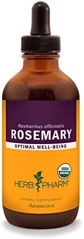 Herb Pharm Certified Organic Rosemary Liquid Extract - 1 Ounce