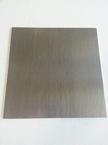 (Alum plate) .250 1/4