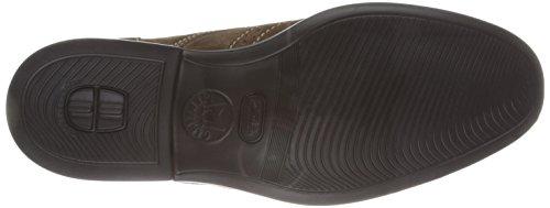 Feros Lace Mann Shoes Mephisto Braun a7qZ7w