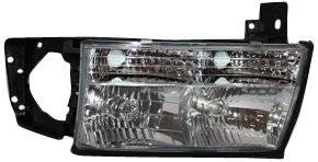 TYC 20-5174-00 Cadillac Deville Driver Side Headlight Assembly