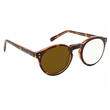 1f1b6e4114d Image Unavailable. Image not available for. Color  8X   +32 Diopter  Magnifying Reading Glasses  Left Eye ...