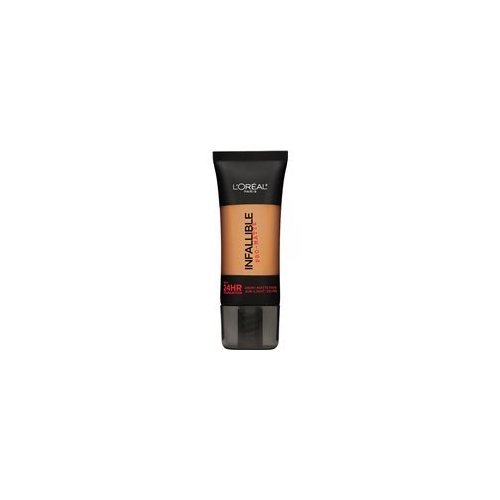 Loreal Paris Infallible Pro Matte Classic Tan Foundation Makeup -- 2 per case. (L Oreal Infallible Pro Matte Foundation Classic Tan)