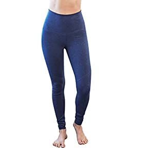 Manduka Women's E-Cotton High Rise
