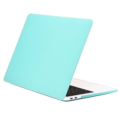 TOP CASE Macbook Rubberized Turquoise