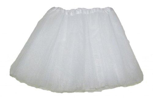 White 5 Layer Dance or Ballet Tutu