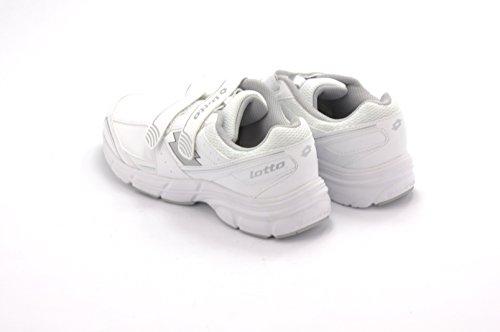 Weiß Weiß Herren weiß Sneaker Lotto q8zOTn