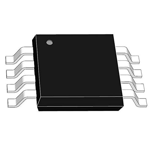 Analog Comparators Micropower (5uA) 16V CMOS Dual Comparator, Open Drain Output, Pack of 100