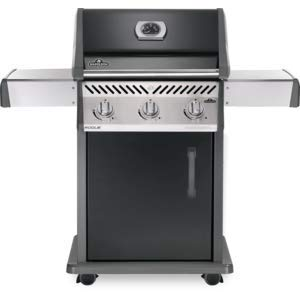 Napoleon Rogue 425 Grill on Cart (R425NK), Natural Gas (Best Natural Gas Bbq Canada)
